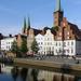 Lübeck óváros