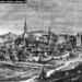 1849 - dobové zobrazenie mesta Lučenec 01