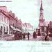 1900 - Kubínyiho námestie z pohľadu od Reduty