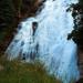 Bag Gastein vízesés..