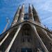 Sagrada Familia - Szenvedés kapuja, front