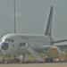 Távolban a Malév utolsó Boeing 767-es gépe