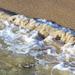 partot ért hullámok