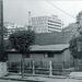 Salgótarján, régen a piaci büfé hátulról, 1970